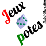 logo de l'association jeux dé potes