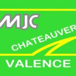 logo de la MJC de Châteauvert à Valence