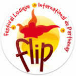 logo du jeu primé par le Festival ludique international de Parthenay