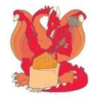 logo de l'association les Dragonnets