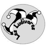 logo de l'association les Ludivores à Montélimar