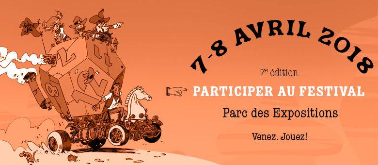 image d'en-tête pour participer au Festival du jeu de Valence