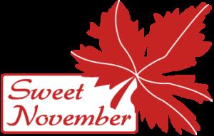 logo des éditions Sweet November