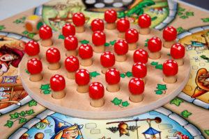jeu de société joué pendant le Festival du jeu de Valence 2018