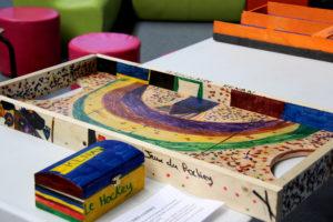 jeu réalisé par l'ALP de l'école élémentaire Renan pour le Festival du jeu de Valence 2018