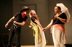 la troupe de théâtre d'improvisation les Givrés
