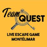 logo Team Quest Escape Room Montélimar