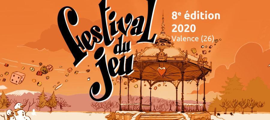 8e édition du Festival du jeu de Valence