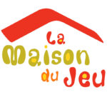 logo de la maison du jeu de Saint-Donat