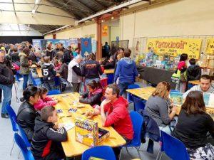 boutique l'Amusoir au Festival du jeu de Valence 2016