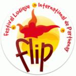 logo du jeu primé par le Festival ludique international de Parthenay