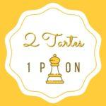 logo de l'association 2tartes1pion à Peaugres