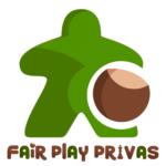 logo de l'association de joueurs de jeux de société à Privas