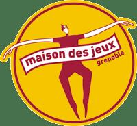logo de la Maison des jeux de Grenoble