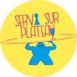 logo de l'association Servi sur plateau