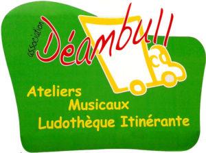 logo de l'association Déambull à Jaujac