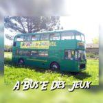 logo d'A'bus'e des jeux, café-jeux associatif