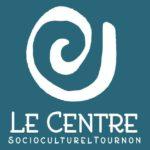 logo du centre socioculturel de Tournon