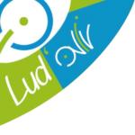 logo de la ludothèque Ludo'viv de Vernioz