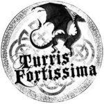 logo de l'association de jeu de rôles Turris Fortissima