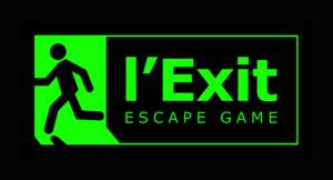 logo de l'Escape Room L'exit à Pierrelatte