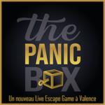 Logo de The Panic Box, Escape Room à Valence