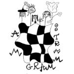 logo de la ludothèque Amstramgram à Désaignes