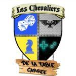 logo de l'association les chevaliers de la table carée