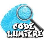 logo de Code lumière escape room à Tournon
