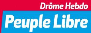 logo du journal Drôme Hebdo Peuple Libre