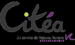 logo de Citéa, service de Valence-Romans déplacements