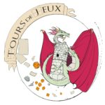 nouveau logo de la ludothèque ambulante Tours de jeux